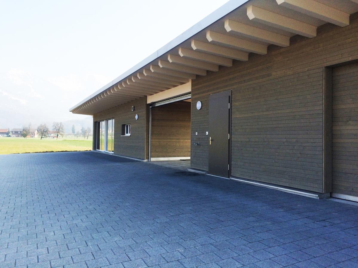 Jud Architekten AG – Schänis - 386.5 NEUBAU CLUBHAUS – STIGGLETEN ...